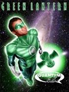 My name is Hal Jordan...