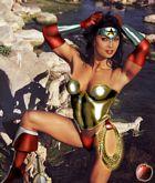 DC Elseworlds Kallisti Style: Wonder Woman