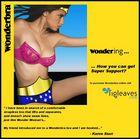 November Challenge - Wonder Woman for Wonderbra