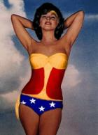 Marilyn Monroe as Wonder Woman