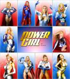 Powergirl Bunch