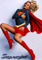 Supergirl- Pinup3