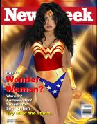Wonder Woman Newsweek cover