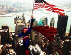 Superman Patriotic WTC