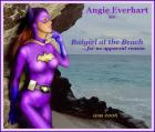 Batgirl at the Beach