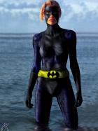 Batgirl, new costume