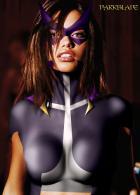The Huntress By DarkBlade