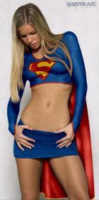 Supergirl By DarkBlade