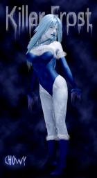 Girl of the week Killer Frost