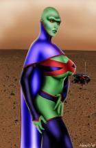Martian Manhuntress