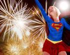 Supergirl- Fireworks