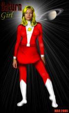 Saturn Girl
