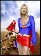 Jamie Pressley as Supergirl