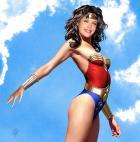 Charlise Theron as Wonder Woman