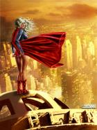 Supergirl On Top