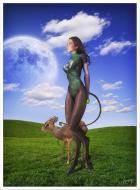 Green Lantern - Faun