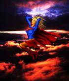 Supergirl Flying High