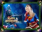 A Christmas Card From Supergirl