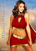 Mary Marvel - old school duds