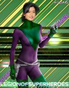 Atom Girl!