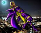 Batgirl Over Brazil