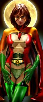 Robin -- Woman of Wonder