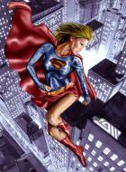 Bar Refaeli as Supergirl