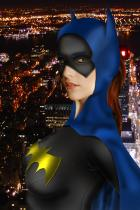Batgirl on Patrol