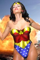 Wonder Woman in Action