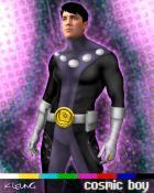 Legion Animated: Cosmic Boy