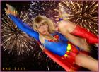 Happy 4th of July from Supergirl and Wasmith