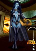 Lyssa Drak at Qward