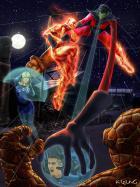 Challenge: Super Skrull Strikes!