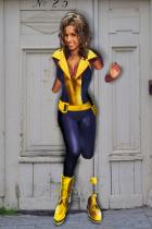 """Intangible"" - Lacey Chabert as Shadowcat"