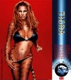 Tigra  -See? No tan-lines when you've got fur.