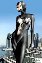 She-Venom V1