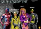The Masters of Evil (Assorted Members)