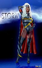 Storm (done for C2F/Heromorph crossover)