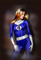 Invisible Woman -- Fading Away