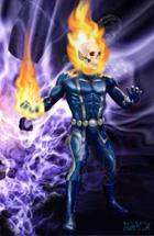 Ghost Rider!
