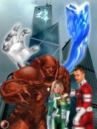 Marvel Elseworlds Kallisti Style, pt. 3: Fantastic Four
