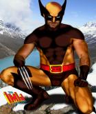 """Wolverine (Brown & Tan)"" by The iMiJ Factory"