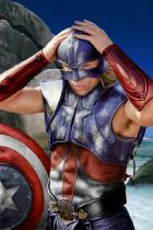 The first Captain America