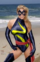 Ms. Marvel/Warbird? take yer pick.