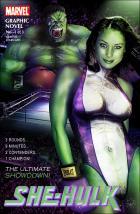 She Hulk #3