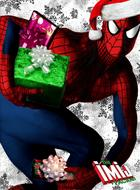 """Spidey Santa"" by The iMiJ Factory"