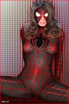 Spidey time : Spider-Woman Costume Concept