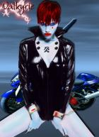 Shadowrun RPG character