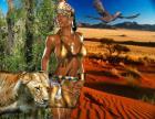 WONDER WOMAN INTERNATIONAL (03): AFRICA