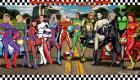The H.E.R.O.M.O.R.P.H. Crazy Racers